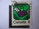 Stamps Canada -  CHristmas Noel