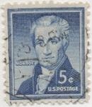 Sellos de America - Estados Unidos -  Scott Nº 1038