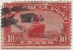 Stamps United States -  Scott Nº Q6
