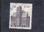 Stamps Ireland -  catedral de San Patricio