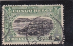 Stamps Republic of the Congo -  panorámica