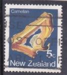 Sellos del Mundo : Oceania : Nueva_Zelanda : cornalina