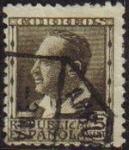 Sellos de Europa - España -  ESPAÑA 1933 681 Sello º Personajes Vicente Blasco Ibañez 5c Republica Española