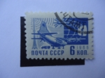 Stamps Europe - Russia -  Noyta-CCCP.
