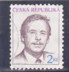 Stamps : Europe : Czech_Republic :  personaje
