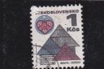 Sellos del Mundo : Europa : Checoslovaquia : Morava-Horacko