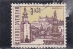 Sellos del Mundo : Europa : Checoslovaquia : Bratislava