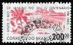 Sellos del Mundo : America : Brasil : Brasil-cambio