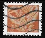 Stamps United States -  3362 - Águila con blasón