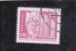 Stamps : Europe : Germany :  Berlin- Leninplatz