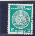 Stamps : Europe : Germany :  escudo