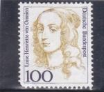 Sellos de Europa - Alemania -  Luise Henriette Von Oranien