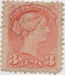 Stamps Canada -  Y & T Nº 30a
