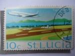 Sellos del Mundo : America : Santa_Lucia : St. Lucia.
