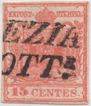 Stamps Italy -  Y & T Nº 3