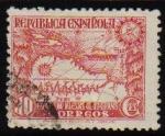 Sellos de Europa - España -  ESPAÑA 1935 694 Sello Expedición al Amazonas Usado
