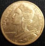 monedas de Europa - Francia -  1983 (Anverso)