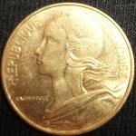 monedas de Europa - Francia -  1984 (Anverso)