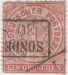Stamps Germany -  Conf.Norte Y & T Nº 15