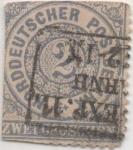 Sellos de Europa - Alemania -  Conf Norte Y & T Nº 16