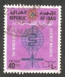 Stamps : Asia : Iraq :   342 - Erradicación del paludismo