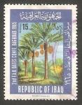 Sellos del Mundo : Asia : Irak : 429 - Árboles frutales