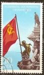 Sellos de Europa - Alemania -  25 años de la liberación del fascismo (DDR).