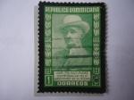 Stamps Dominican Republic -  José Trujillo Valdez - Conmemoración del IV Aniversario de su Muerte.