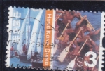 Stamps : Asia : Hong_Kong :  remo y vela