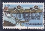 Sellos de America - Estados Unidos -  Transpacific correo aéreo 1935