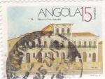 Sellos de Africa - Angola -  Palacio de Ana Joaquina