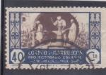 Sellos de Africa - Marruecos -  herreros- protectorado español