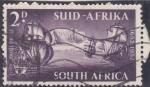 Sellos de Africa - Sudáfrica -  carabelas