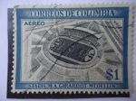 Sellos de America - Colombia -  Stadium Atanacio Girardot- en Medellín