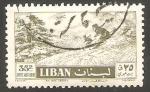 Sellos del Mundo : Asia : Líbano : 140 - Esqui