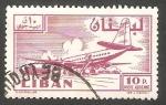 Sellos de Asia - Líbano -  162 - Aeropuerto