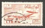 Stamps Lebanon -  164 - Aeropuerto