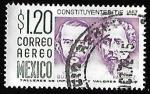Sellos del Mundo : America : México : México-cambio