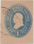 Stamps United States -  Scott Nº U69_2