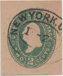 Stamps United States -  Scott Nº U70