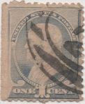 Stamps United States -  Y & T Nº 63