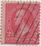 Stamps United States -  Y & T Nº 98