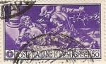 Sellos de Europa - Italia -  IV CENTENARIO FERRUCCI