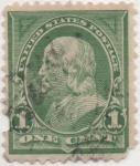 Stamps United States -  Y & T Nº 123