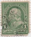 Sellos de America - Estados Unidos -  Y & T Nº 123
