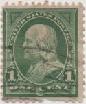 Sellos de America - Estados Unidos -  Y & T Nº 123_2