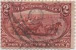 Sellos de America - Estados Unidos -  Y & T Nº 130