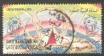Stamps Libya -  221 - 2ª Feria internacional de Trípoli