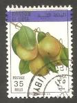 Stamps Libya -  341 - Peras