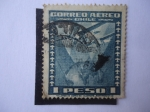 Stamps Chile -  Correo Aéreo-Chile